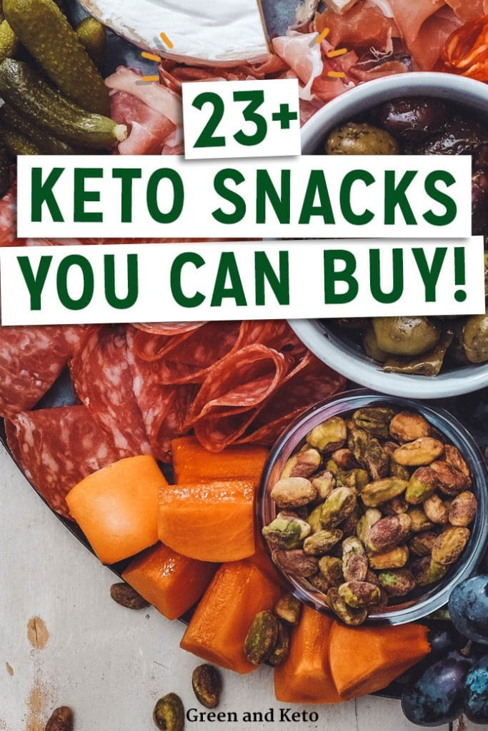 23+ of the Best Keto Snacks at Walmart