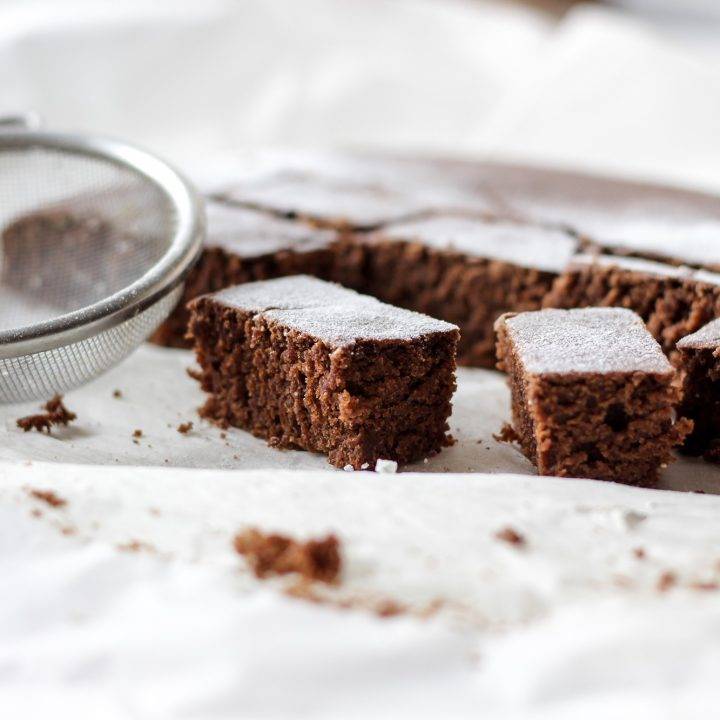 Fudgy Keto Brownies