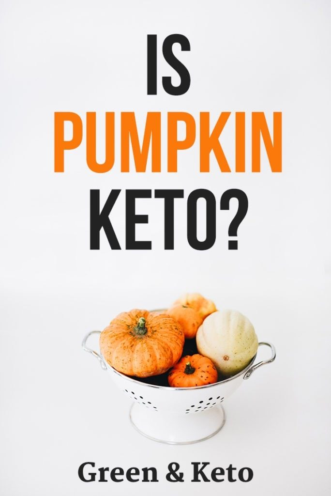 Is Pumpkin Keto Diet Friendly?