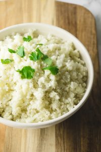 3 Easy Ways to Make Keto Cauliflower Rice