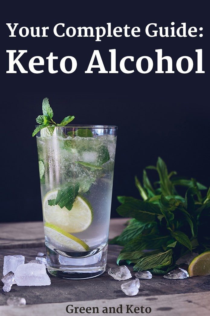 Keto Alcohol Your Guide To Drinking On The Keto Diet