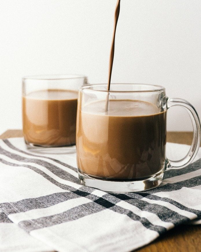hot chocolate low carb
