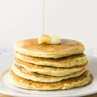 Fluffy Keto Pancakes - Low Carb and Gluten Free