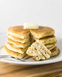 Fluffy Keto Pancakes – Low Carb and Gluten Free