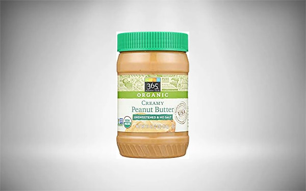 365 Everyday Value, Organic Creamy Peanut Butter