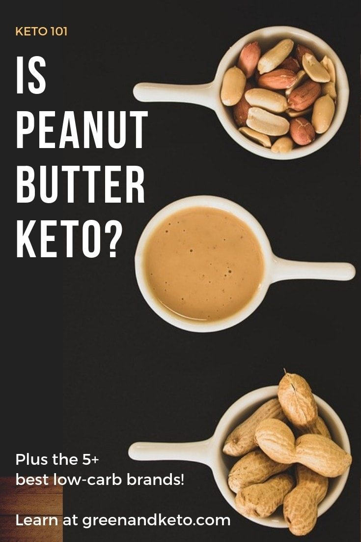 Is Peanut Butter Keto? Yes.