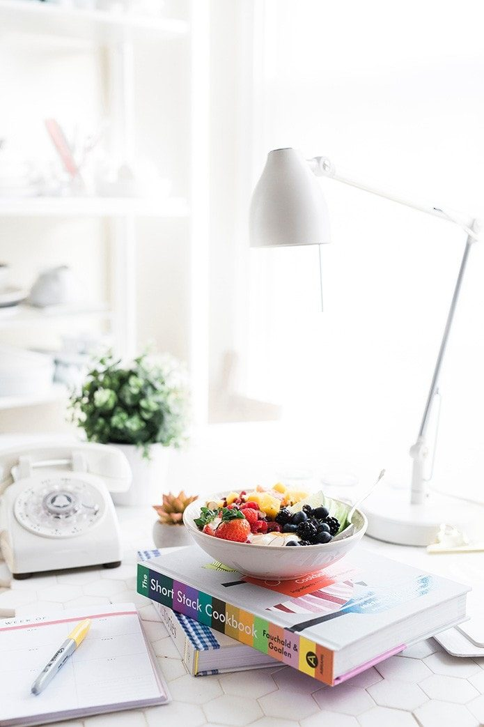 how to start a recipe blog