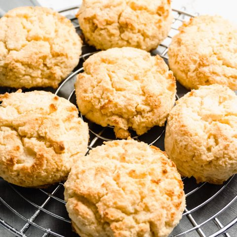 Keto Biscuits