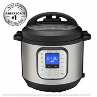 Instant Pot DUO NOVA 6 Qt 7-in-1 Multi-Use Programmable Pressure Cooker