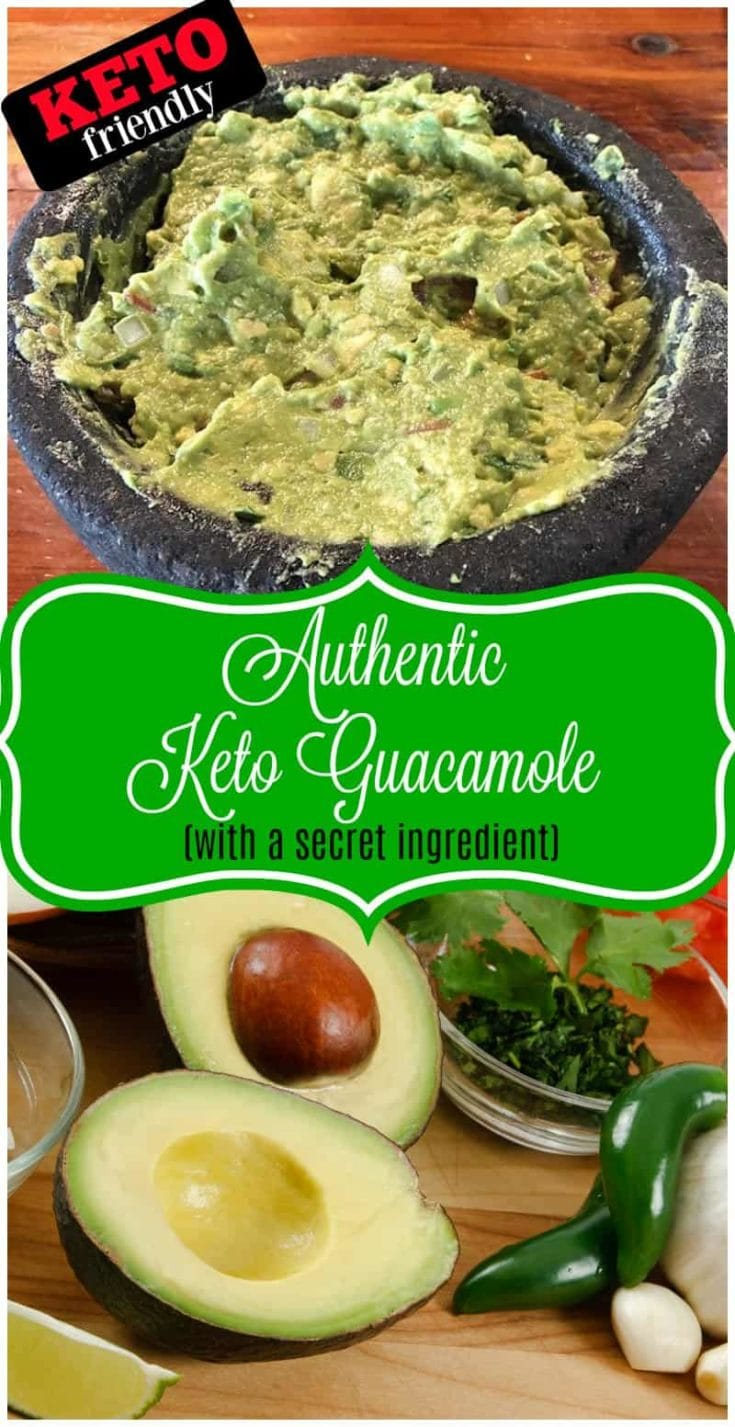 Best Guacamole recipe (includes a secret ingredient!)