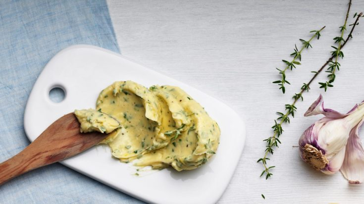 Keto Herb Butter with Lemon — Recipe — Diet Doctor