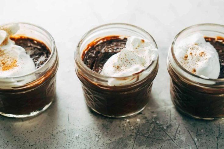 Keto Chocolate Pots de Créme [Recipe]