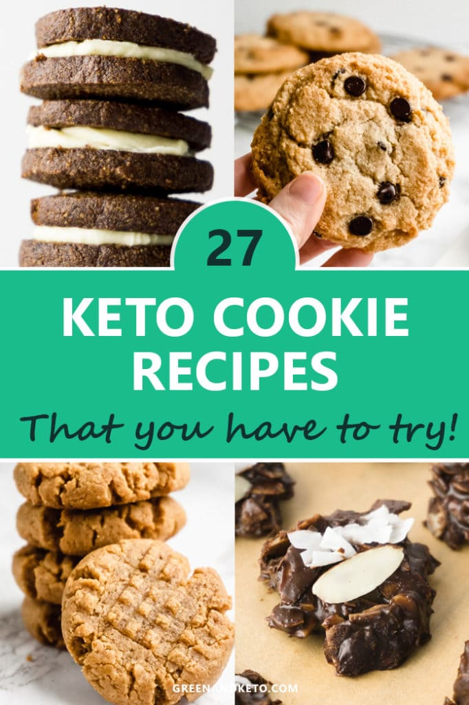 30 Keto Cookies Recipes to Indulge Your Sweet Tooth