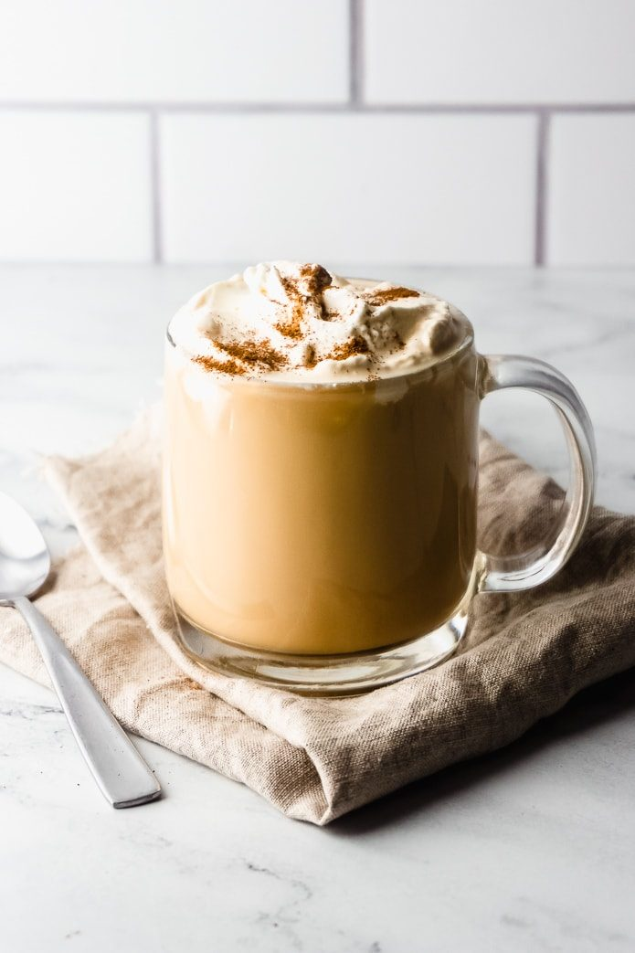 low carb bulletproof keto pumpkin spice coffee recipe