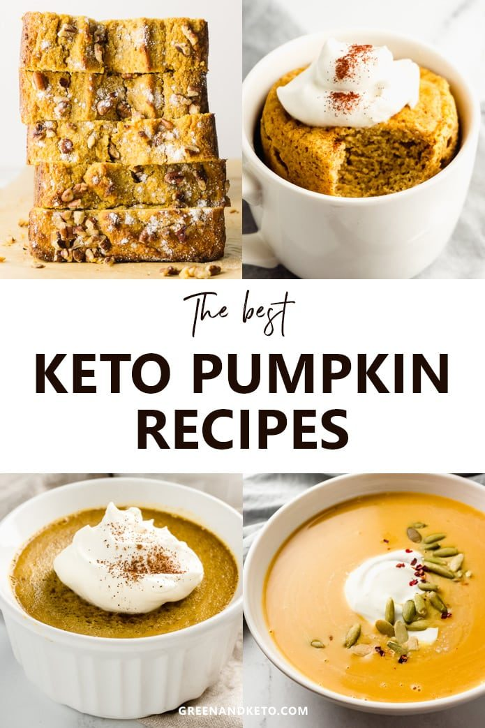 keto pumpkin recipes