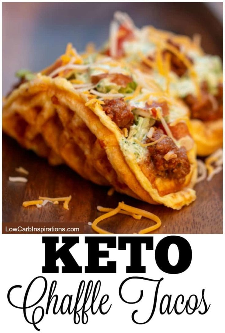 12 Best Keto Chaffle Recipes Sweet And Savory Green And Keto