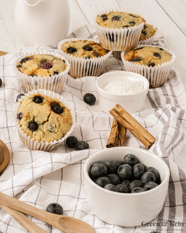 keto muffin recipe