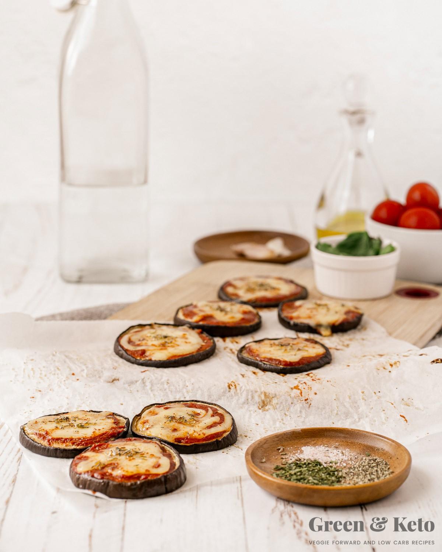 eggplant keto recipes