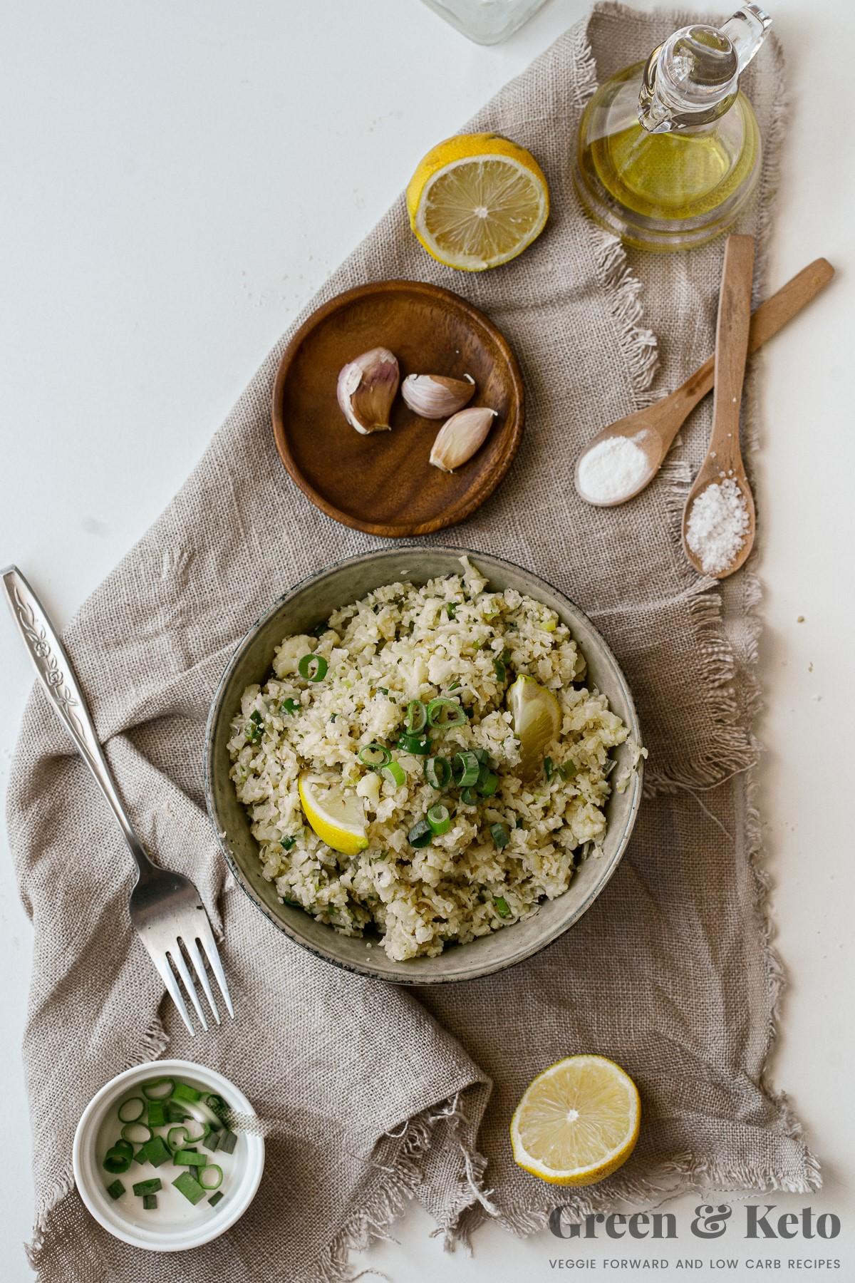 what is cauliflower rice