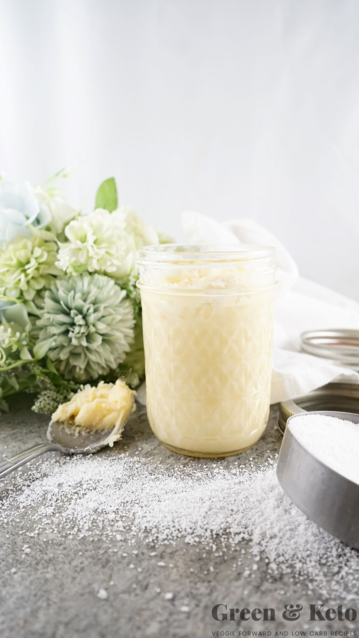 Sugar free condensed milk