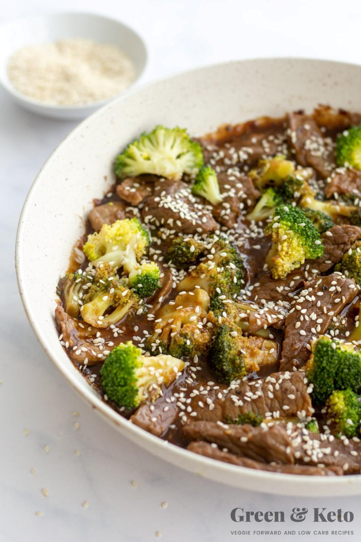 broccoli beef keto